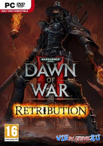 Скачать игру Dawn of War II - Retribution