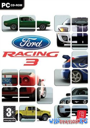 ������� ���� Ford racing 3 / ���� ����� 3