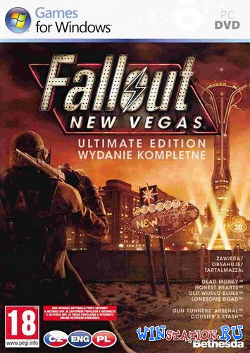 Скачать игру Fallout: New Vegas. Ultimate Edition