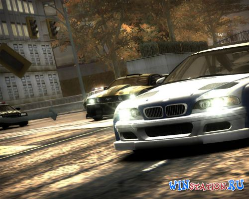 Скачать игру Need For Speed Most Wanted Black Edition