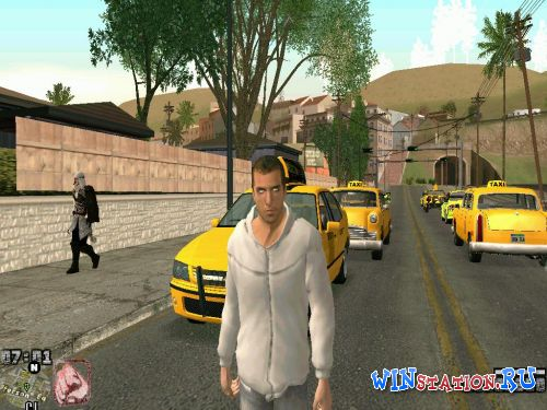 Скачать игру GTA San Andreas - Assassin's Creed
