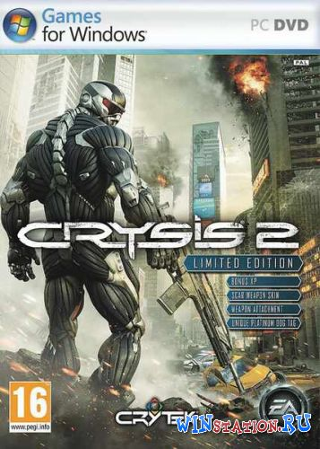 ������� ���� Crysis 2 Limited Edition v1.9