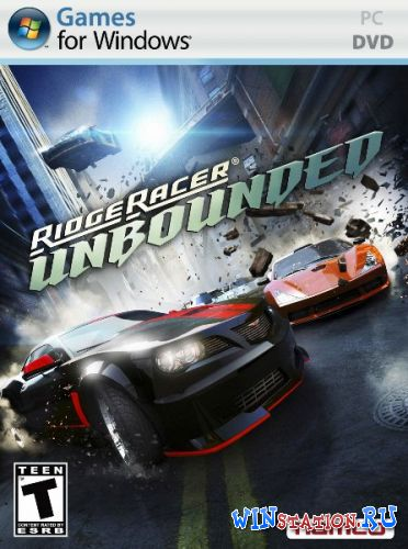 ������� ���� Ridge Racer Unbounded