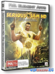 Serious Sam HD The Second Encounter