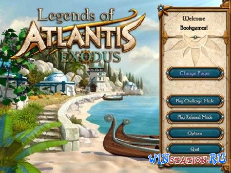 Скачать игру Legends of Atlantis Exodus (2012/ENG)