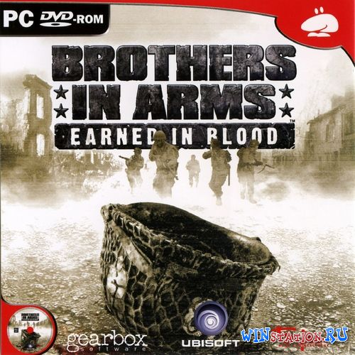 Скачать Brothers in Arms: Earned in Blood бесплатно