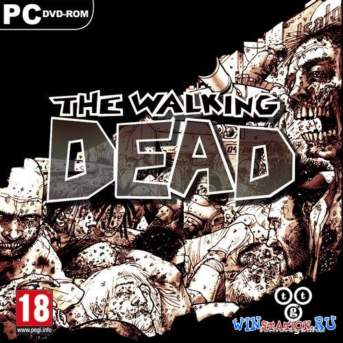 ������� ���� The Walking Dead: The Game