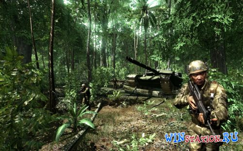 Скачать игру Crysis: Tactical Expansion Full