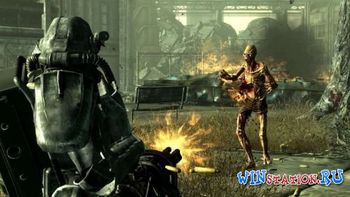 Скачать игру Fallout 3: Game of the Year Edition