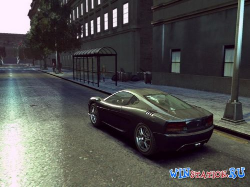 Скачать игру Grand Theft Auto IV: Just HD Textures