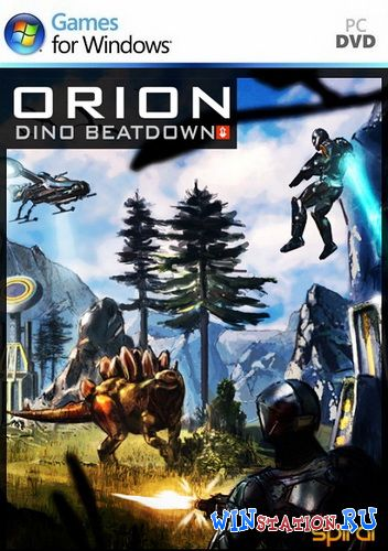 Скачать ORION: Dino Beatdown бесплатно