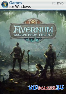 Скачать Avernum: Escape from the Pit бесплатно