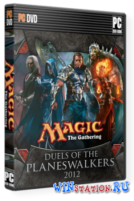 ������� Magic The Gathering Duel of the Planeswalkers ���������