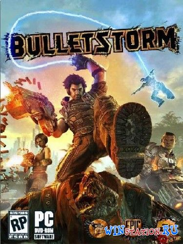 Скачать Bulletstorm v1.0.7147.0 Update 3 (Electronic Arts) бесплатно