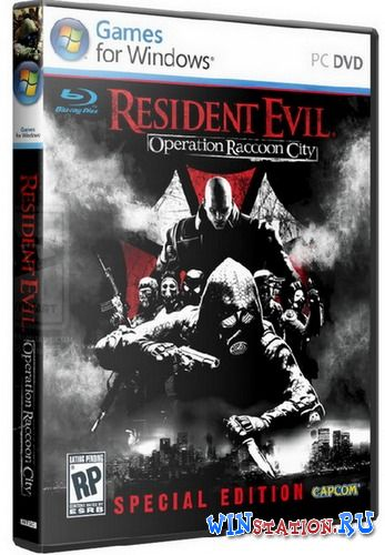 ������� ���� Resident Evil: Operation Raccoon City - SPECIAL EDITION