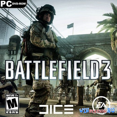 Скачать игру Battlefield 3: Limited Edition