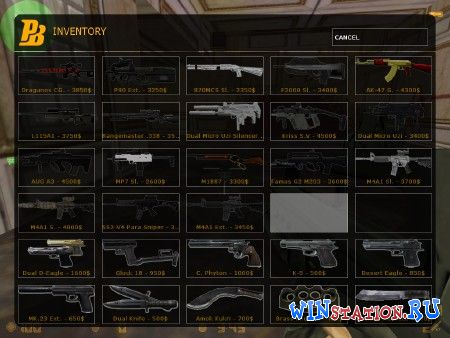 ������� Counter strike Point Blank / CSPB ���������