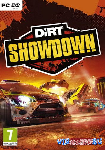 Скачать DiRT Showdown бесплатно