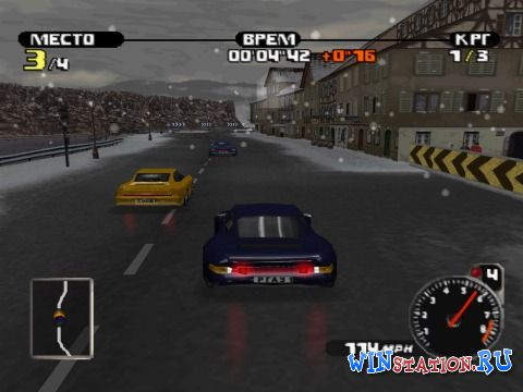 ������� ���� Need for Speed: Porsche Unleashed