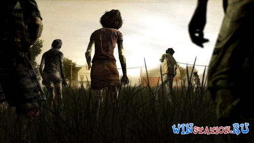 Скачать игру The Walking Dead: Episode 1 - A New Day