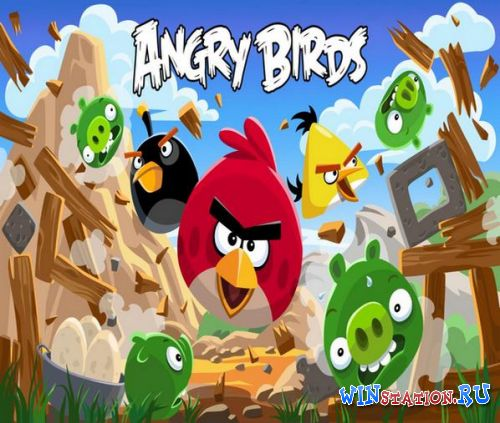 Скачать игру Anthology Angry Birds / Антология Злые Птицы