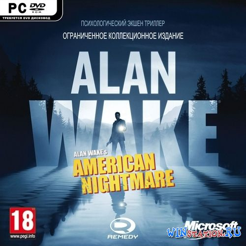 ������� ���� Alan Wake + American Nightmare