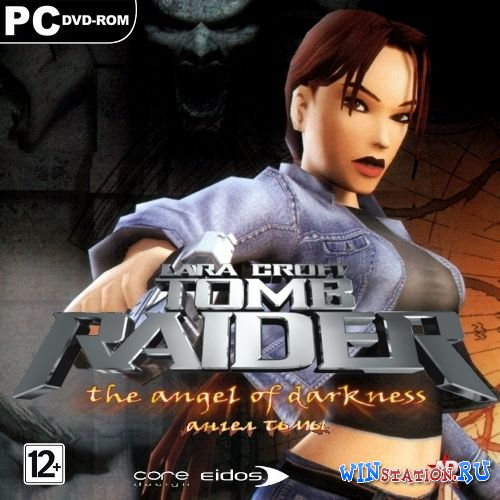 "—качать игру Tomb Raider: јнгел ""ьмы / Tomb Raider: The Angel of Darkness"