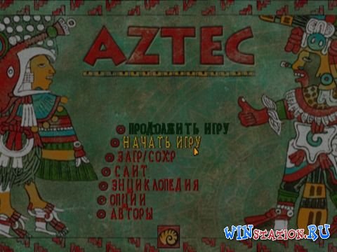 —качать игру Aztec: The Curse in the Heart of the City of Gold