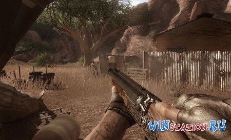 —качать игру Far Cry 2 + The FortuneТs Pack v 1.03