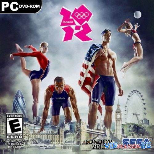 Скачать London 2012: The Official Video Game of the Olympic Games бесплатно