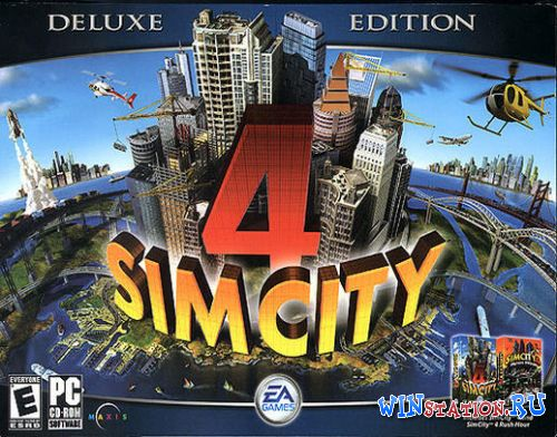 ������� SimCity 4 Deluxe / ������� 4 ������ ���������