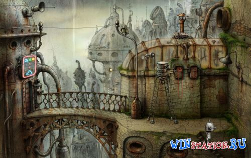 ������� ���������� / Machinarium ���������