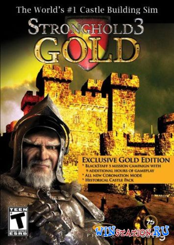 Скачать игру Stronghold 3: Gold Edition v1.10.27781 + 6 DLC