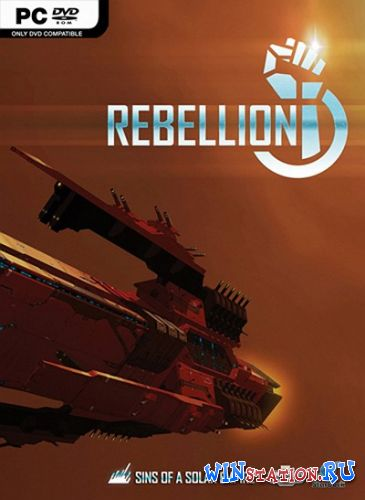 Скачать игру Sins of a Solar Empire: Rebellion