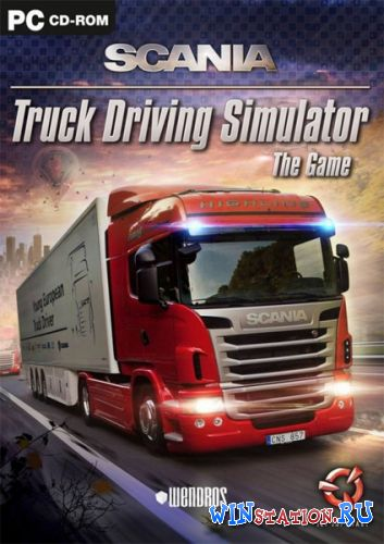 ������� ���� Scania Truck Driving Simulator