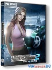 Need for Speed: Underground 2 mod by GRiME