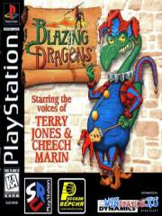 Blazing Dragons (PS1/RUS/–усские версии)