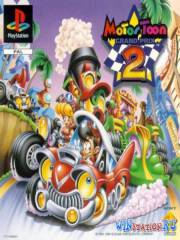 Motor Toon Grand Prix 2 (PS1/ENG)