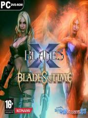 X-Blades, Blades of Time