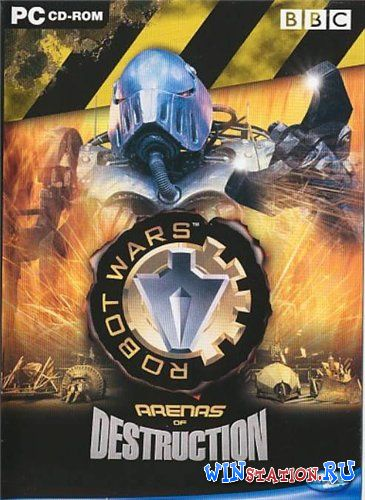 Скачать игру Robot Wars: Arena of Destruction