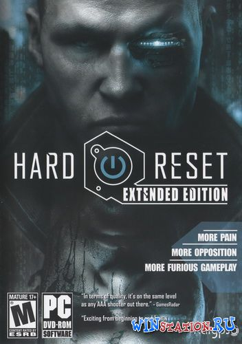 ������� ���� Hard Reset: Extended Edition