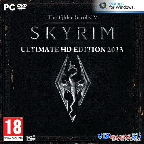 Скачать игру The Elder Scrolls V: Skyrim - Ultimate HD Edition 2013