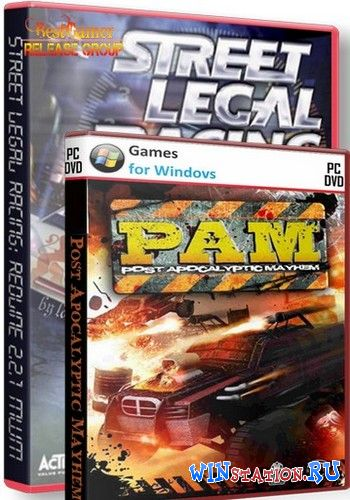Скачать игру Street Legal Racing: Redline+Post Apocalyptic