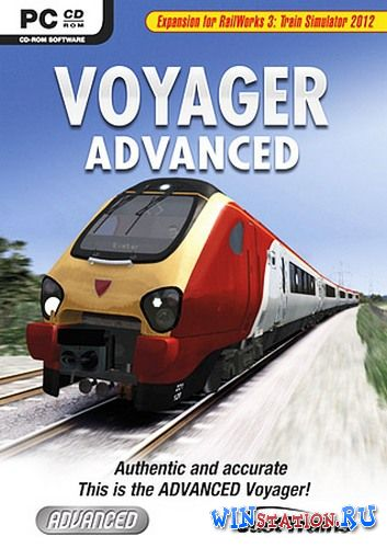 Скачать игру Train Simulator 2012: Voyager Advanced