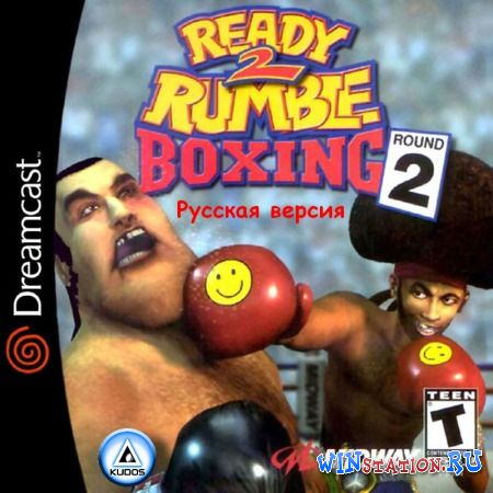 ������� ���� Ready 2 Rumble Boxing: Round 2
