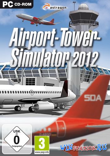 Скачать игру Airport Tower Simulator