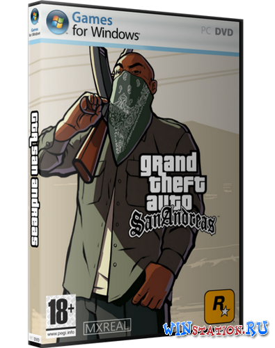 Скачать Grand Theft Auto San Andreas [Multiplayer] бесплатно