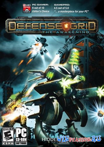 Скачать игру Defense Grid: The Awakening + DLC's