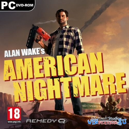 Скачать игру Alan Wake's American Nightmare *ver.1.03*