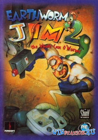������� ���� ������ ���� 2 � 1 / Earthworm Jim 1 + 2